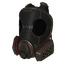 Metal Full Face Respirator