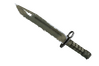 ★ StatTrak™ Bayonet | Safari Mesh (Well-Worn)