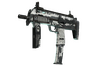 MP7 | Whiteout (Battle-Scarred)