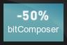 50% OFF bitComposer
