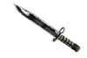 ★ Bayonet | Scorched (Battle-Scarred)