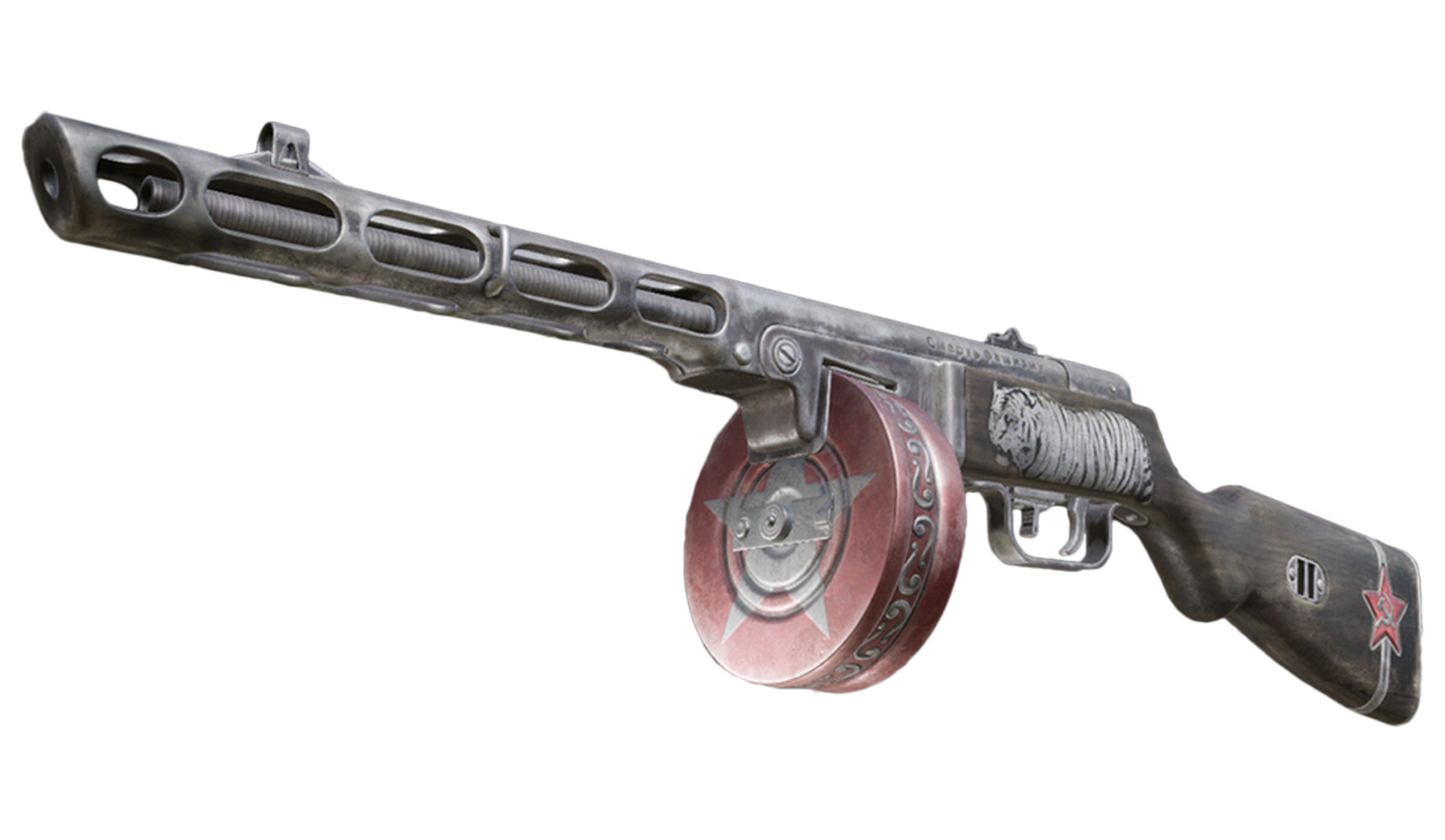 PPSh 41 | Red Army (War Torn)