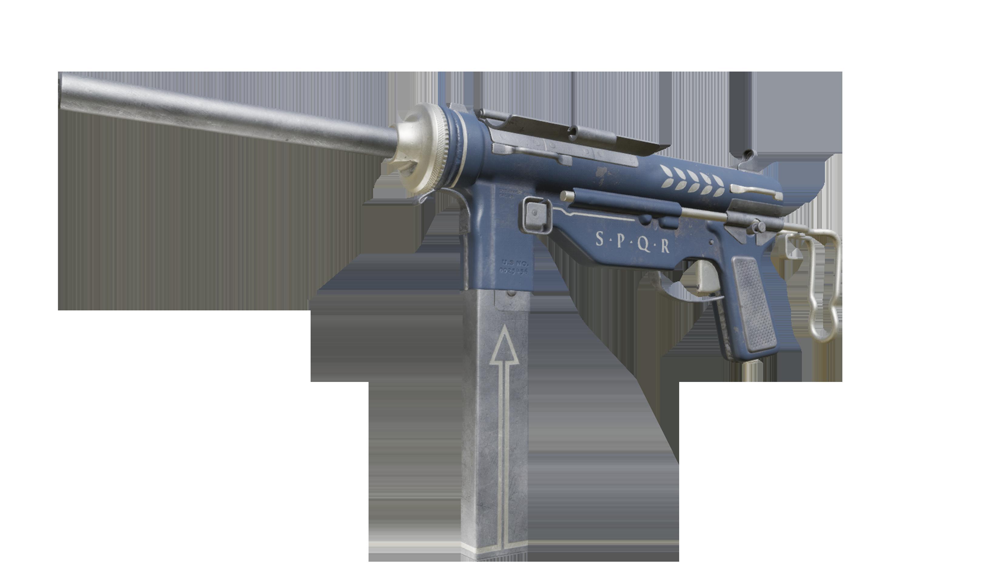 Grease Gun | Gladiator (War Torn)