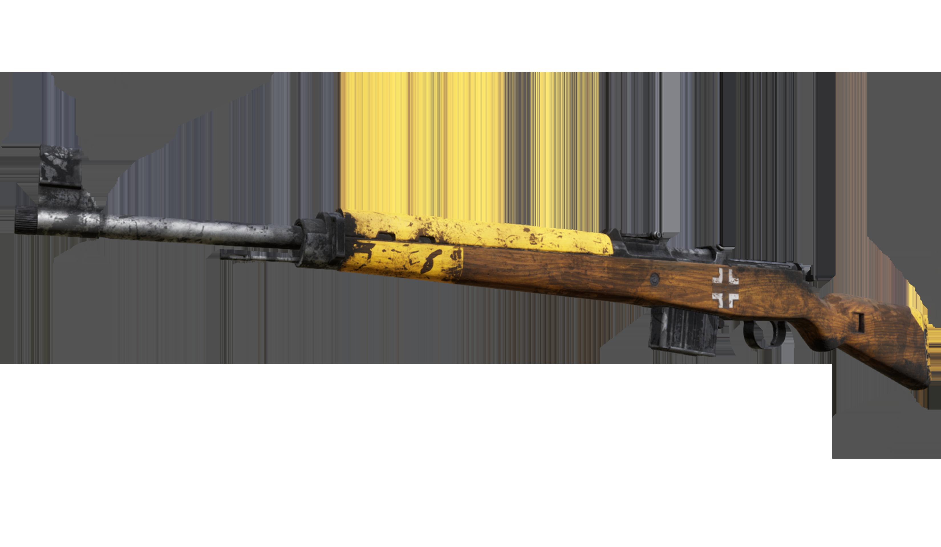 Gewehr 43 | Messerschmitt (War Torn)