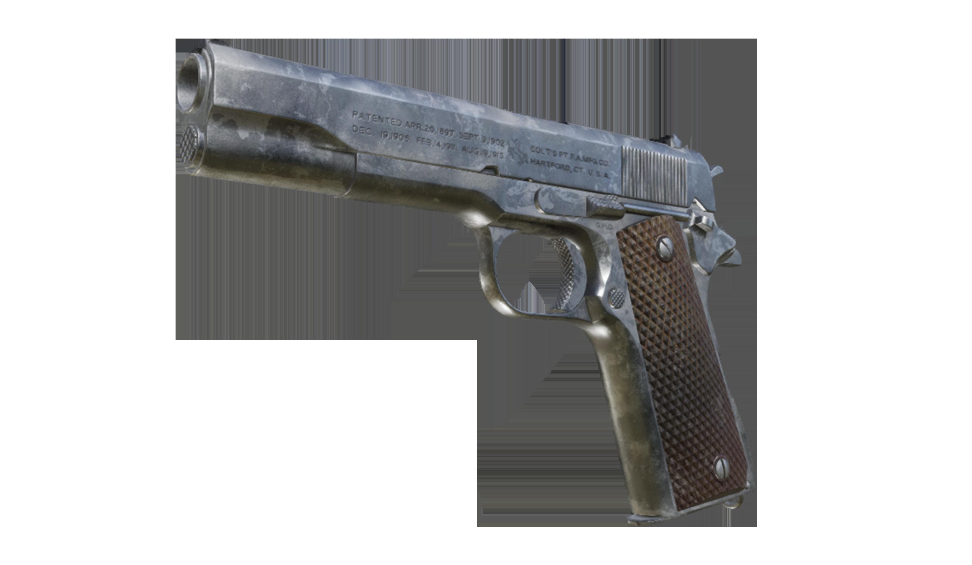 M1911 | Bearcat (Battle Hardened)