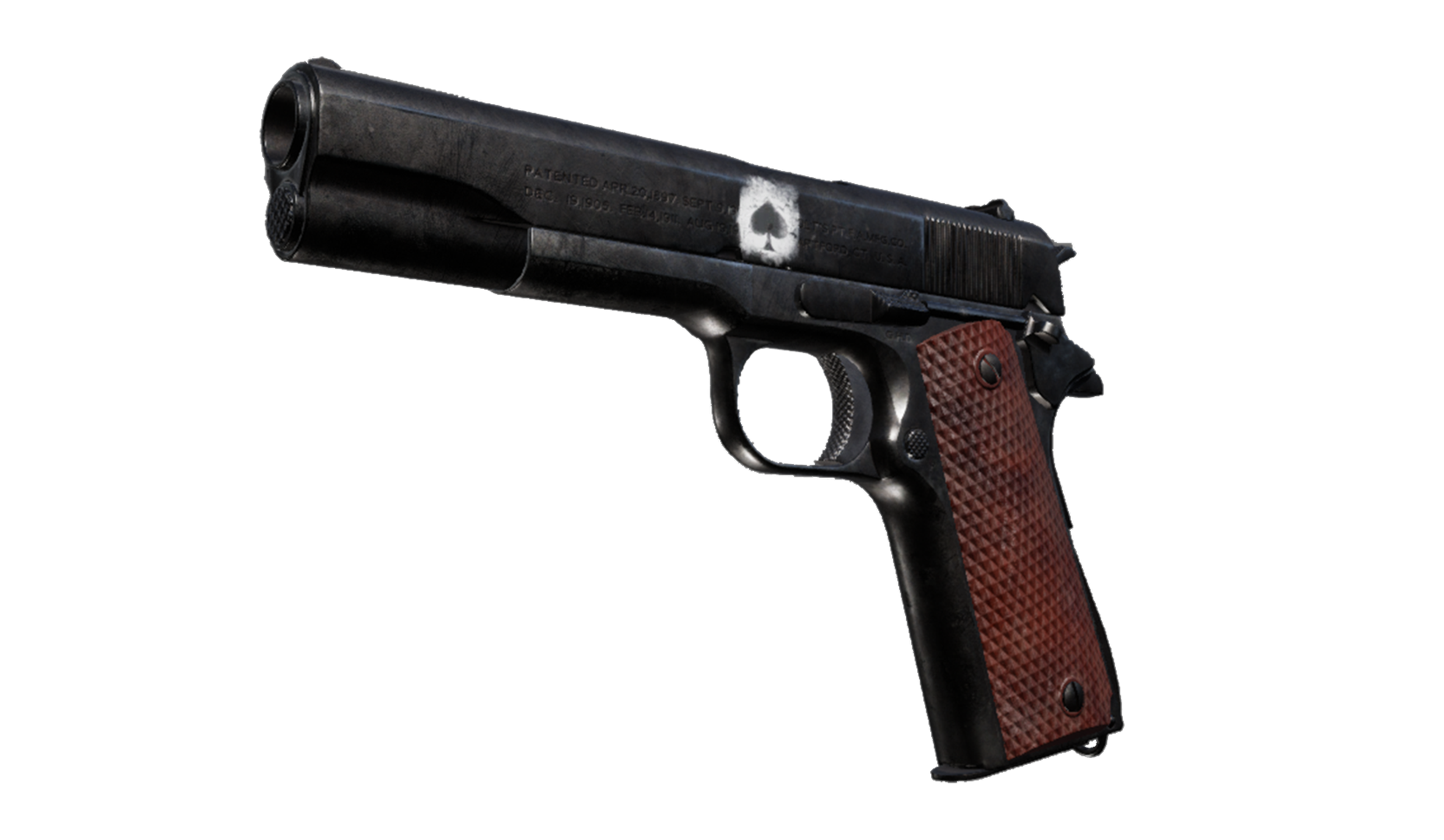 M1911 | Ace of Spades (Flawless)