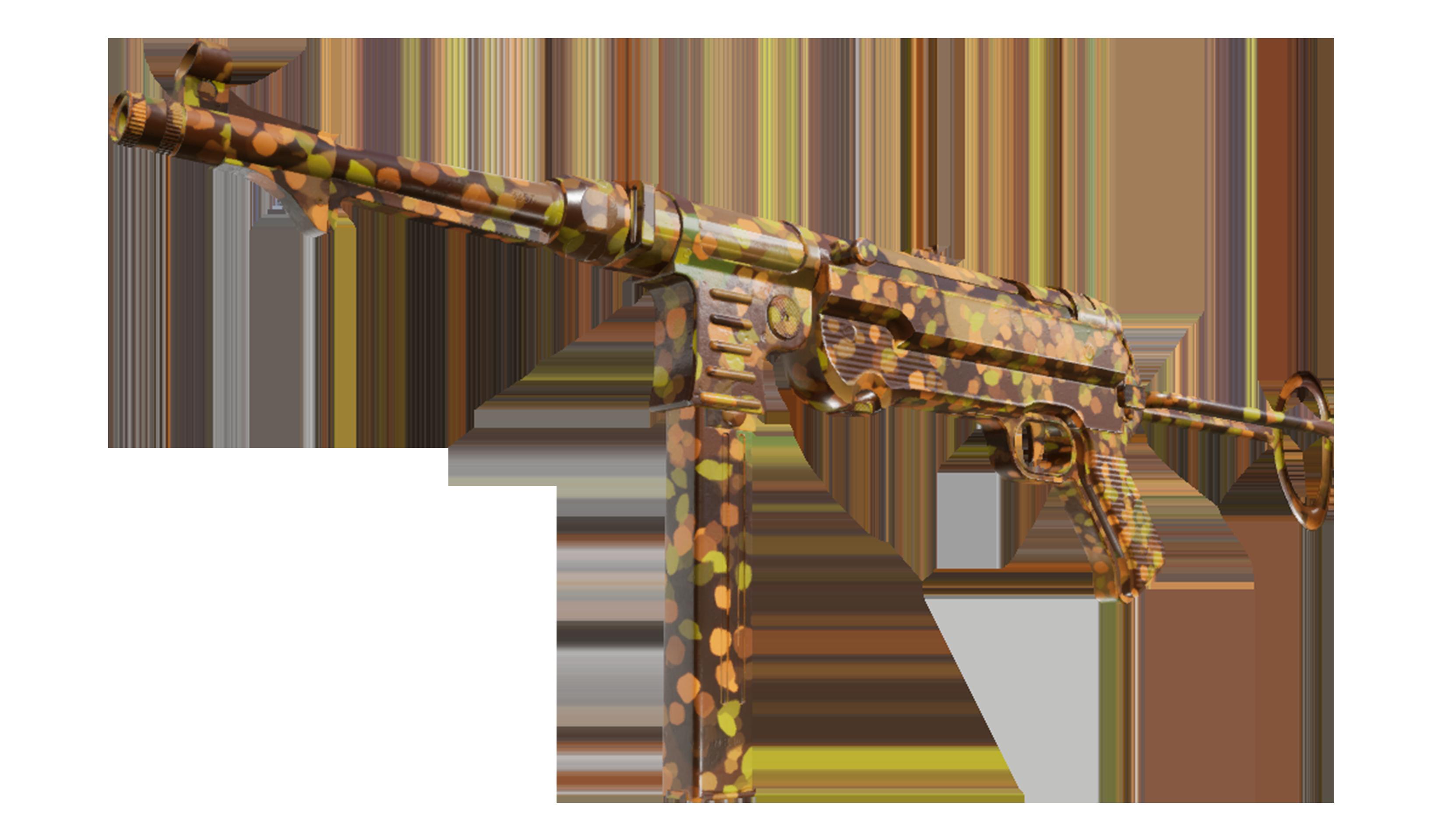 MP40 | Flecktarn
