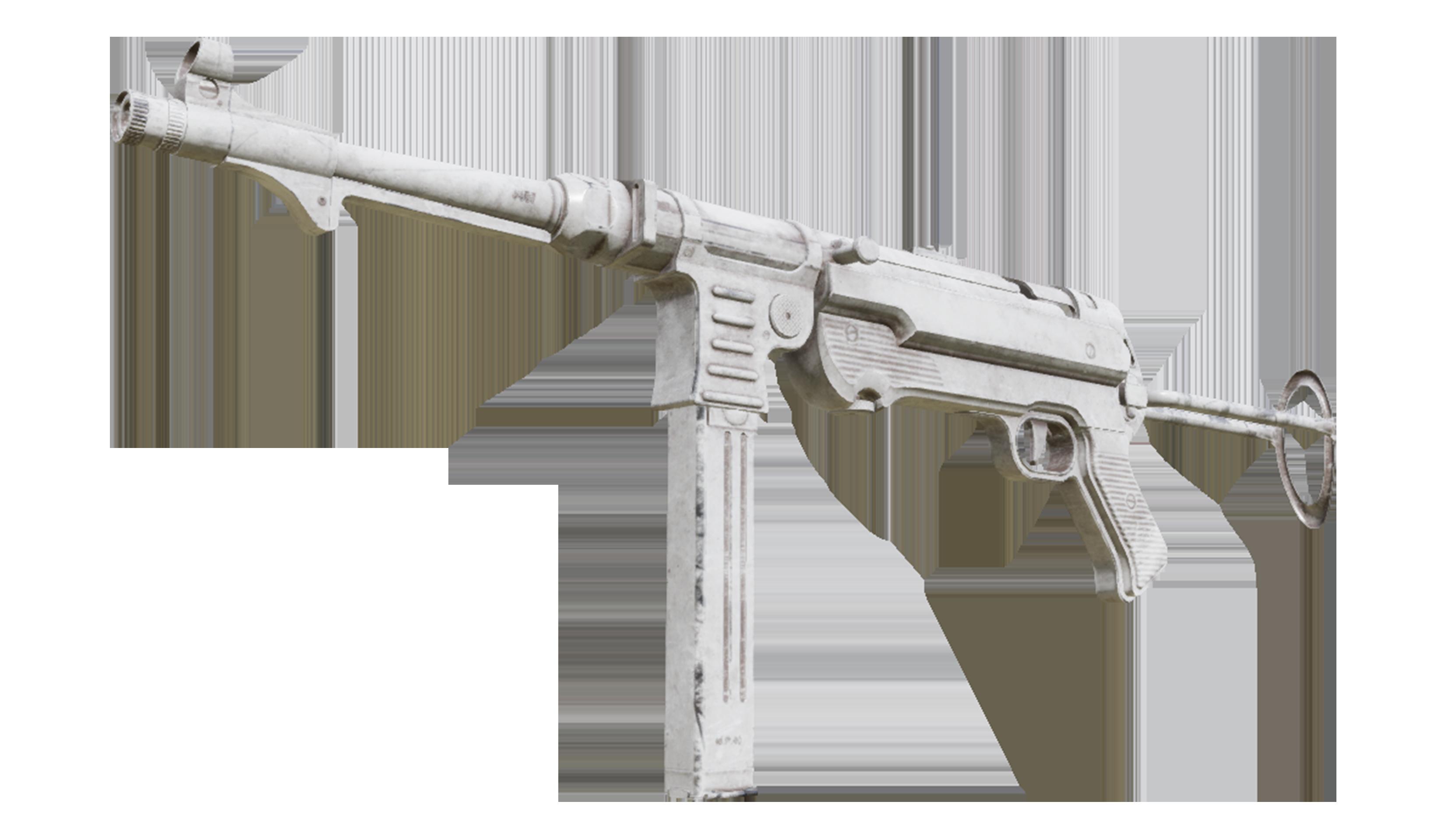MP40 | Snow Camo