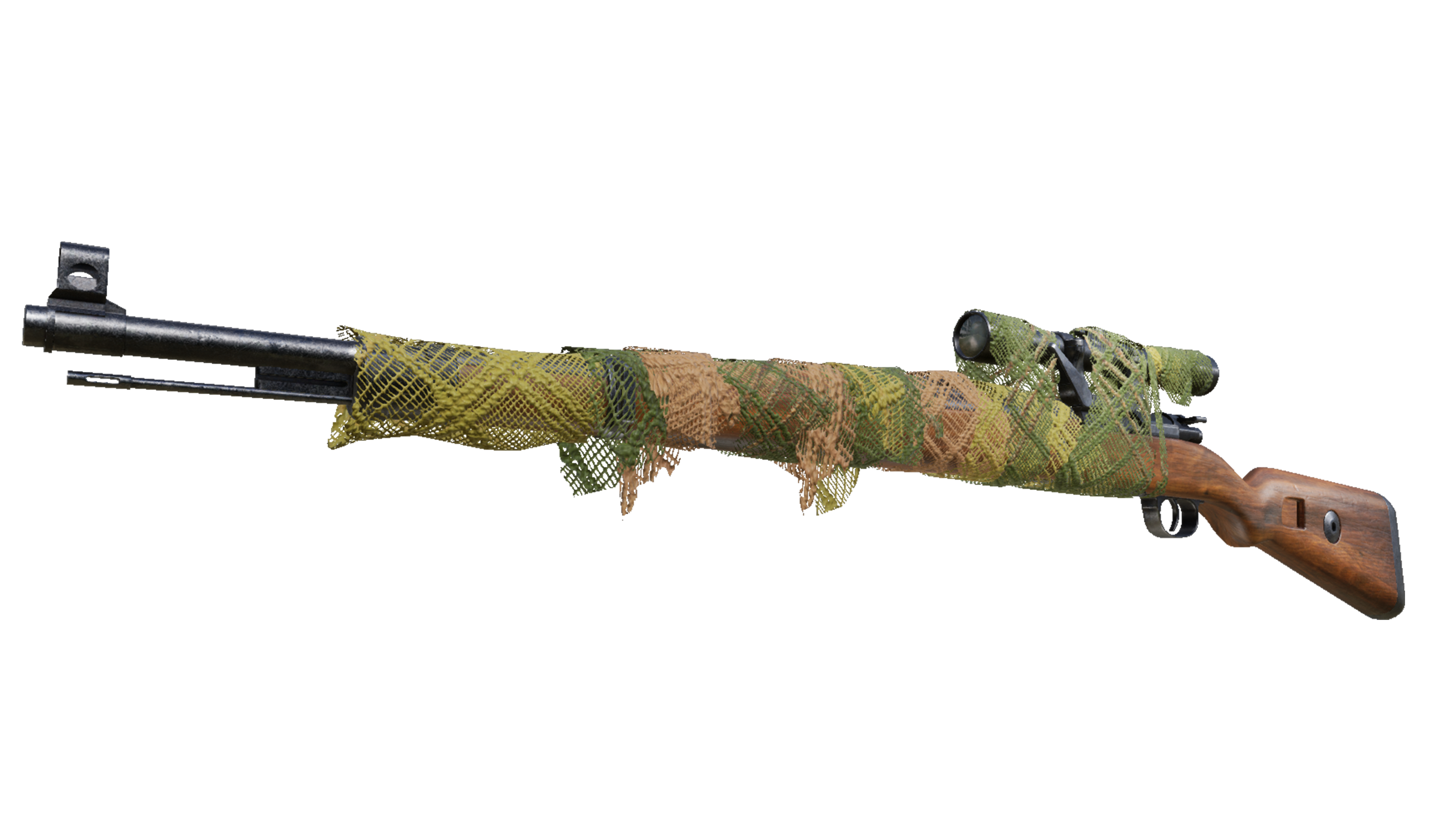 Kar98k S | Camo Wrapped