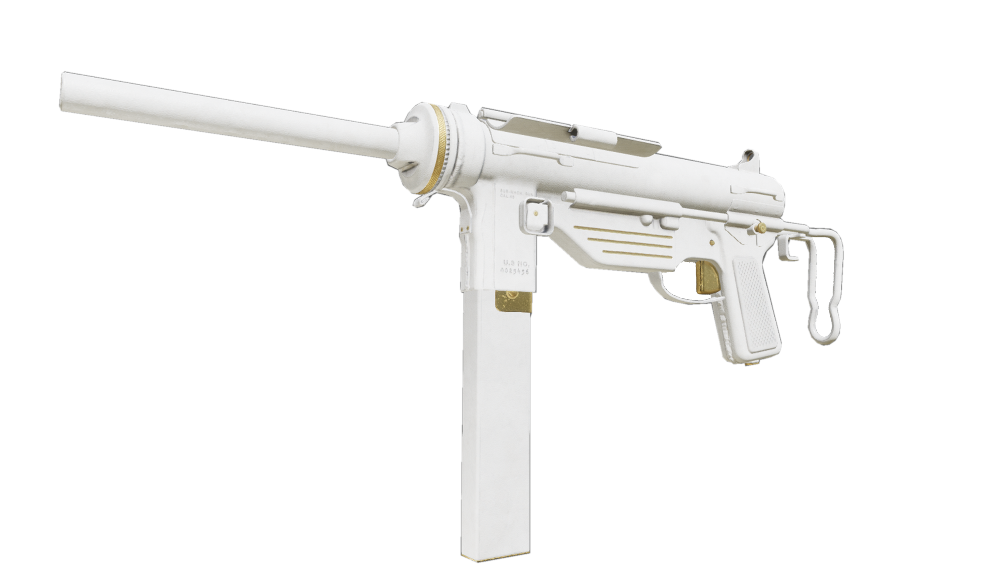 Grease Gun | Ivory