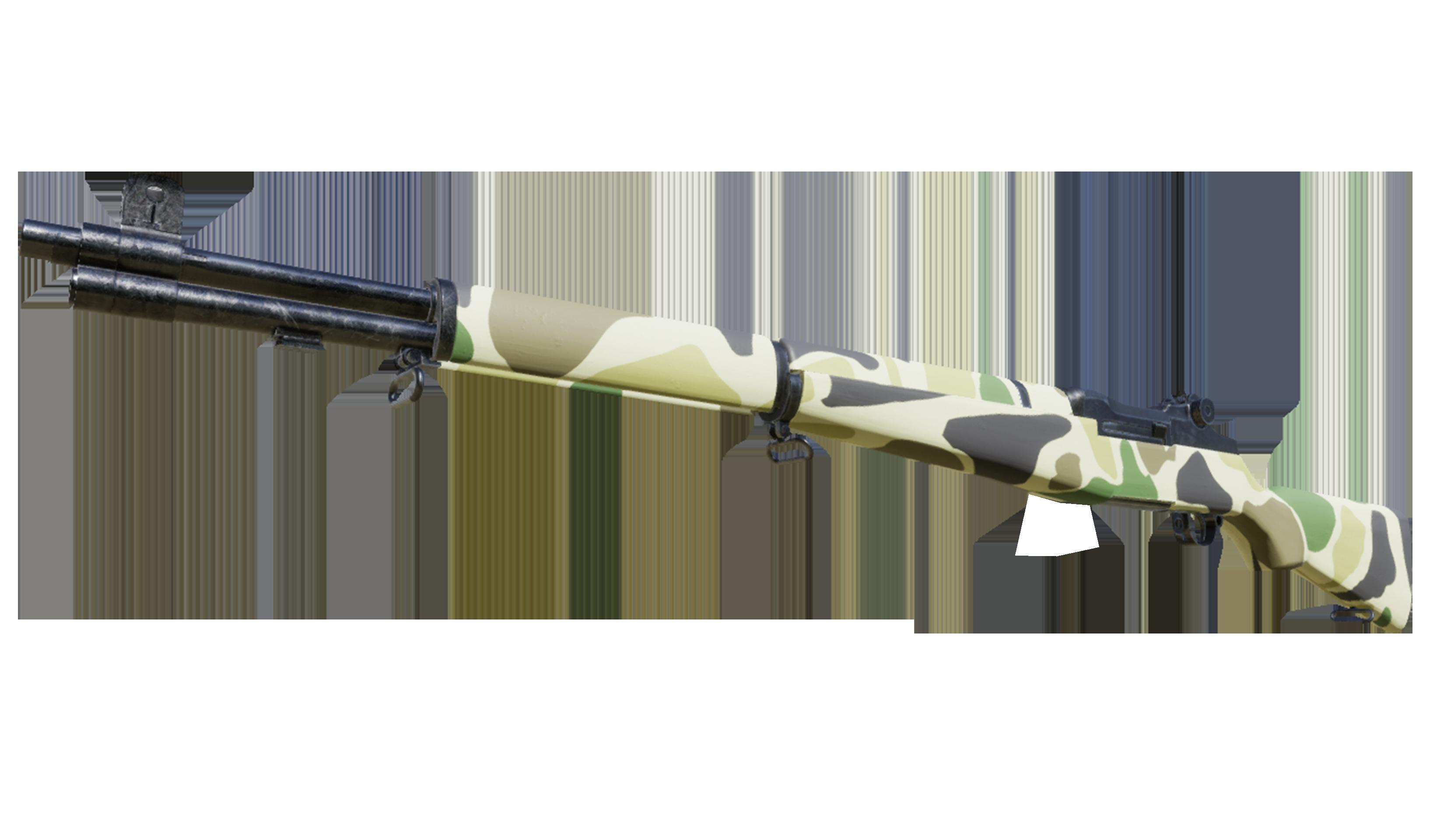M1 Garand | Frog Camo