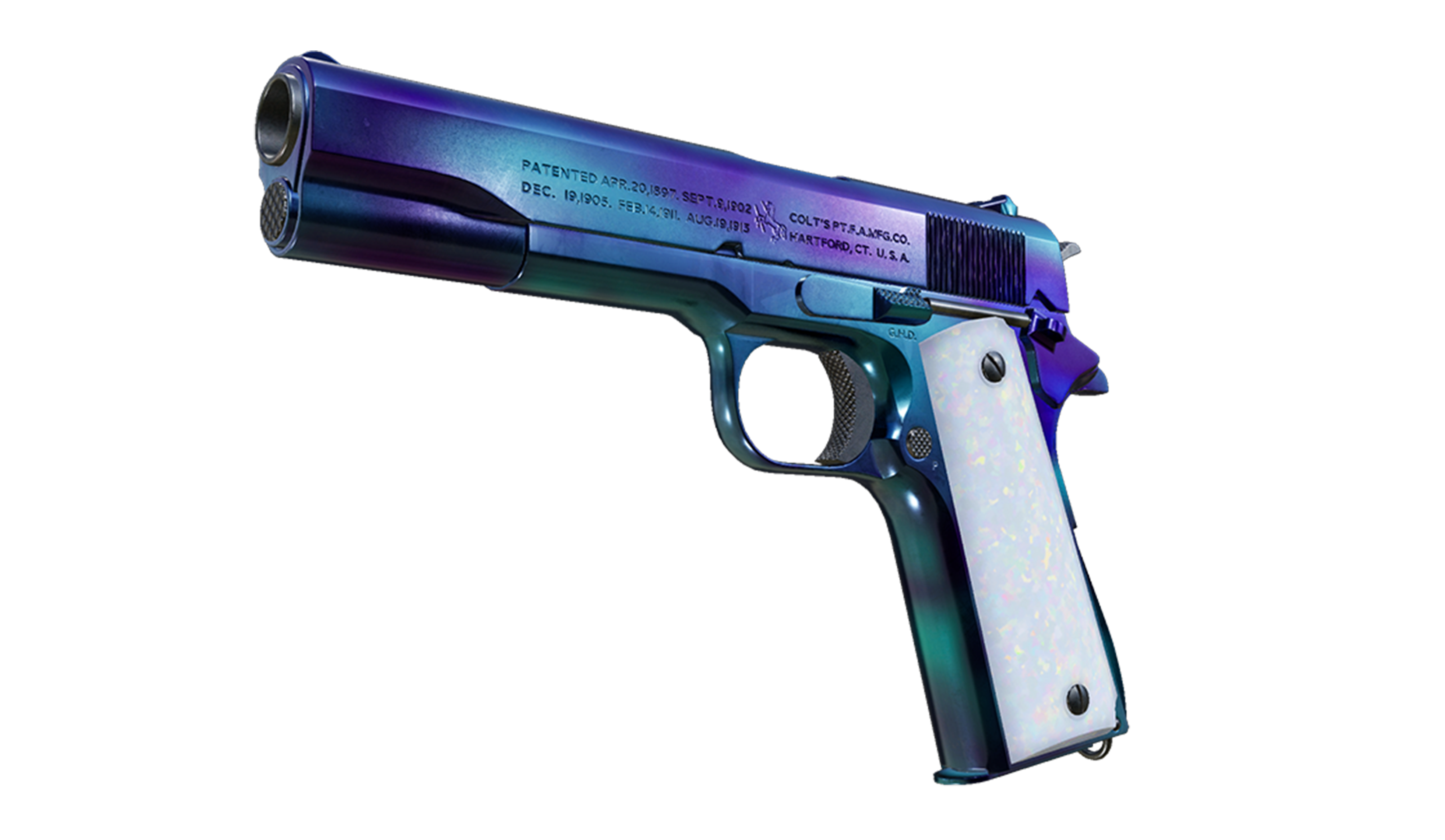 Colt 1911 | Midnight Fade