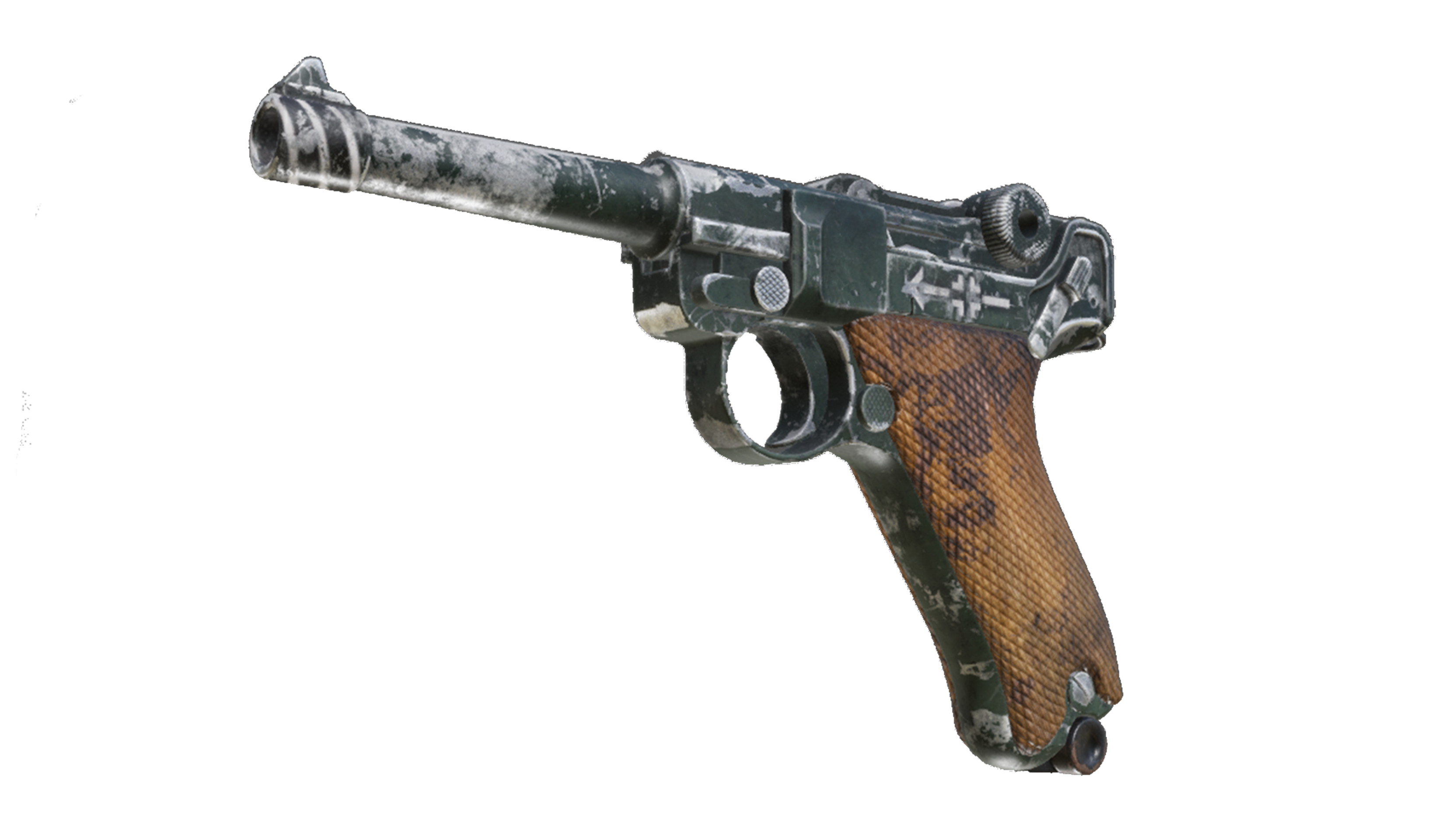 Luger | FockeWulf (Battle Hardened)