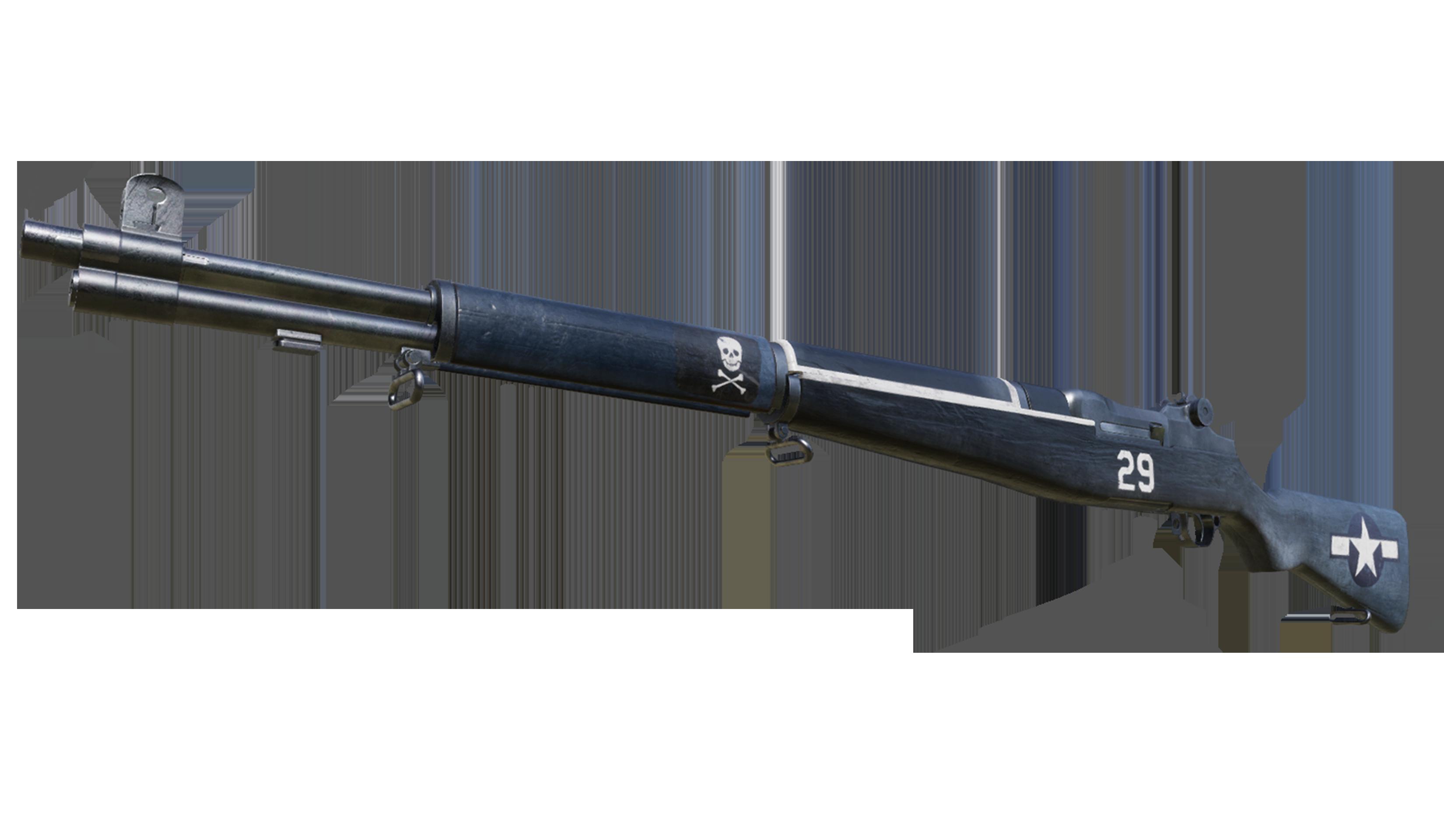 M1 Garand   Jolly Roger (Flawless)