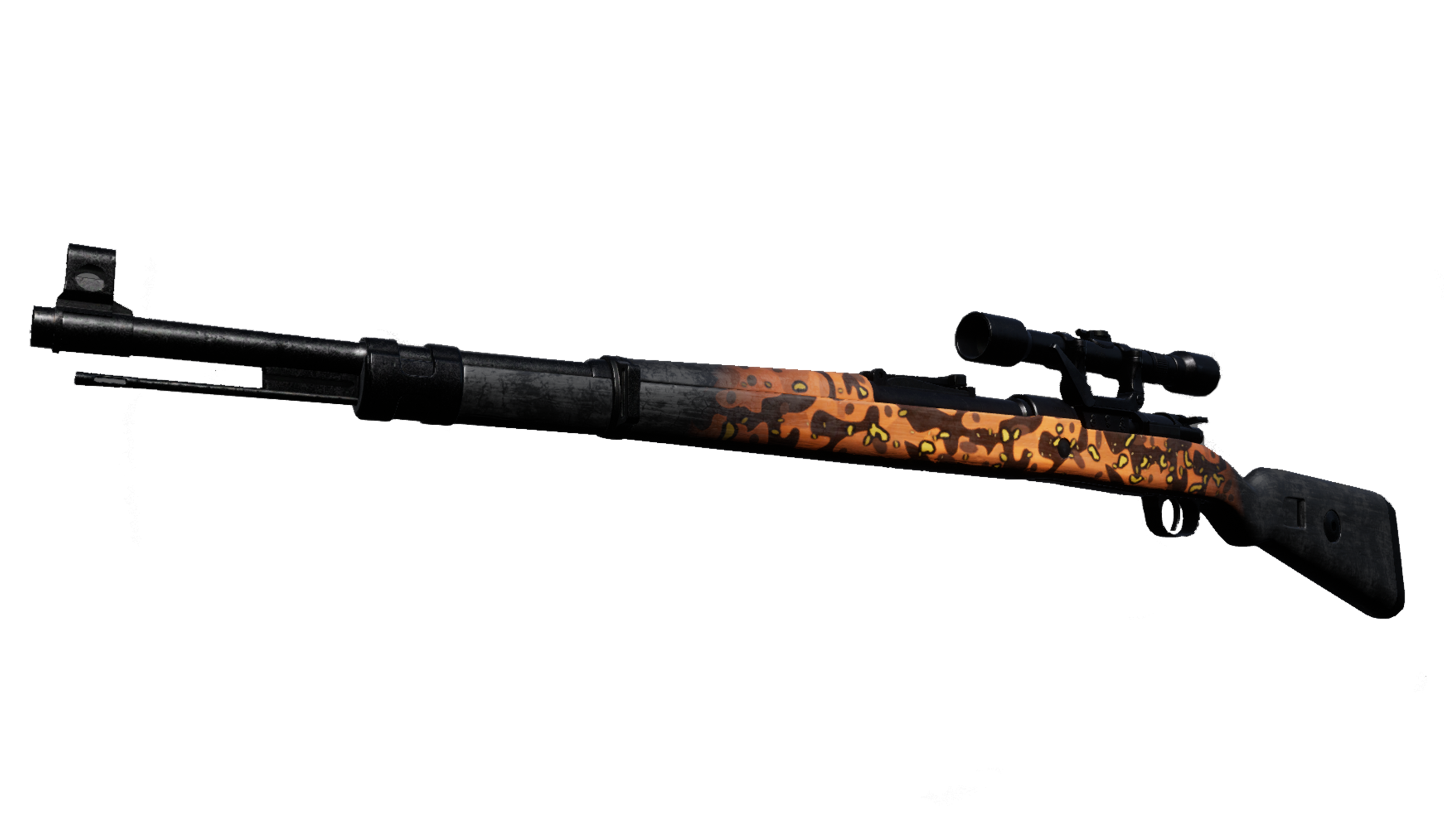 Kar98k S | Autumn Camo (Flawless)