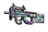 StatTrak™ P90 | Death by Kitty (Minimal Wear)