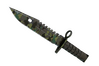 ★ StatTrak™ M9 Bayonet | Boreal Forest (Well-Worn)