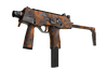 MP9 | Orange Peel (Field-Tested)