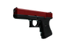 Souvenir Glock-18 | Candy Apple (Minimal Wear)