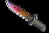 ★ StatTrak™ Bayonet | Fade (Minimal Wear)