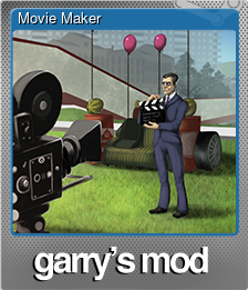 Movie Maker (Foil)