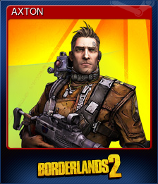 AXTON (Game Card)