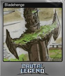 Bladehenge (Foil)
