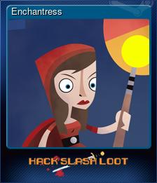 Enchantress (Trading Card)