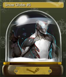 Snow Globe #5