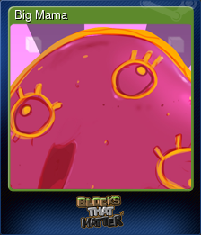 Big Mama (Game Card)