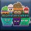 Monstercakes Sticker Pack