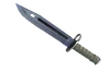 ★ StatTrak™ Bayonet | Blue Steel (Factory New)
