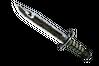 ★ StatTrak™ Bayonet | Forest DDPAT (Battle-Scarred)