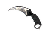 ★ Karambit | Stained (Well-Worn)