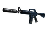 StatTrak™ M4A1-S | Guardian (Well-Worn)