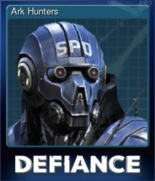 Ark Hunters (Trading Card)