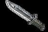★ Bayonet | Urban Masked (Battle-Scarred)