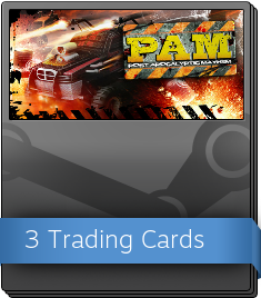 Post Apocalyptic Mayhem Booster Pack