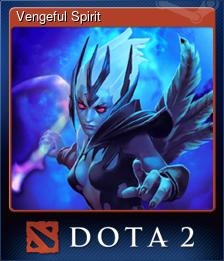 Vengeful Spirit (Trading Card)