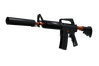 Souvenir M4A1-S | Nitro (Battle-Scarred)
