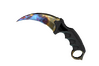 ★ StatTrak™ Karambit | Case Hardened (Field-Tested)