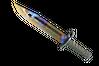 ★ Bayonet | Case Hardened (Minimal Wear)