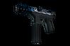 StatTrak™ Tec-9 | Titanium Bit (Minimal Wear)