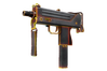 StatTrak™ MAC-10 | Heat (Minimal Wear)