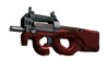 StatTrak™ P90 | Cold Blooded (Minimal Wear)