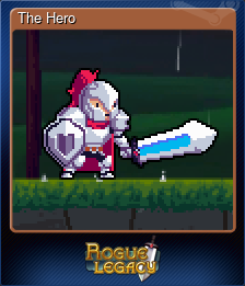 The Hero (Trading Card)