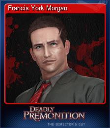 Francis York Morgan (Trading Card)
