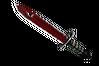 ★ Bayonet | Crimson Web (Well-Worn)