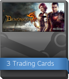 Demonicon Booster Pack