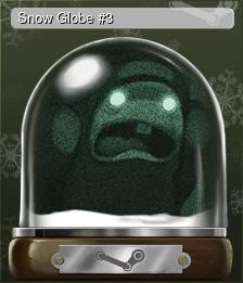 Snow Globe #3 (Foil)